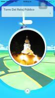 Torre del Reloj, destacada pokeparada de Cartagena de Indias.