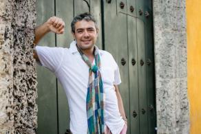 """""""Cartagena es mi nuevo hogar"""". Así lo expresa el Comunicador Social, Fotoperiodi"""