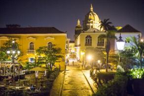 Cartagena, mágica por donde se le mire.