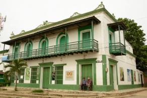 Extraordinario museo a 100 Km de Cartagena de Indias.
