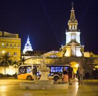 La bella Cartagena, sede del Festival Ambulante.